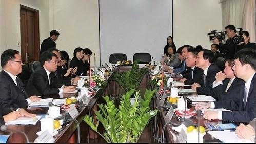 Vietnam-Thailande : renforcer la cooperation dans l'education et la formation hinh anh 1