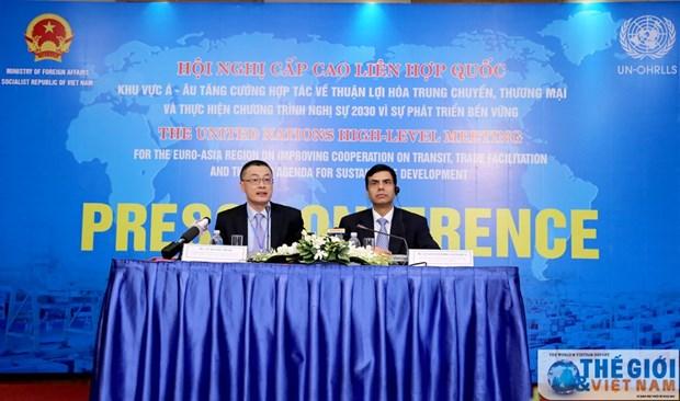 Le Vietnam contribue activement au succes de la conference des Nations Unies hinh anh 1