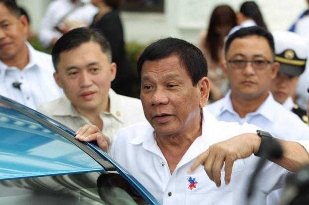 "Les Philippines revent d'un ""age d'or"" des infrastructures hinh anh 1"