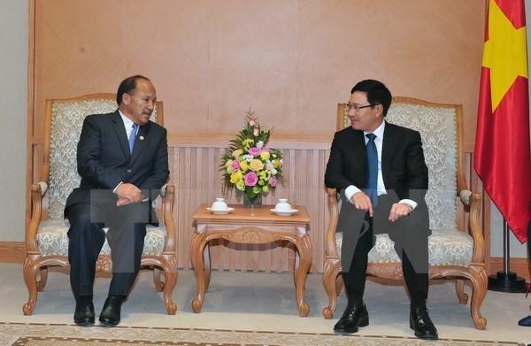 Cooperation renforcee entre le Vietnam et le Nepal hinh anh 1