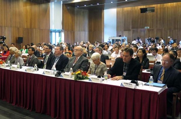 Conference de scientifiques internationaux pour lutter contre la pollution hinh anh 1