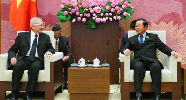 Renforcement de la cooperation d'amitie Vietnam-Thailande hinh anh 1