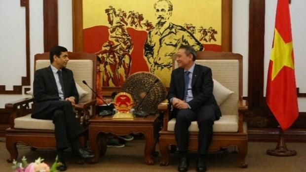 L'ONU continue d'aider le Vietnam dans le developpement des infrastructures de transports hinh anh 1