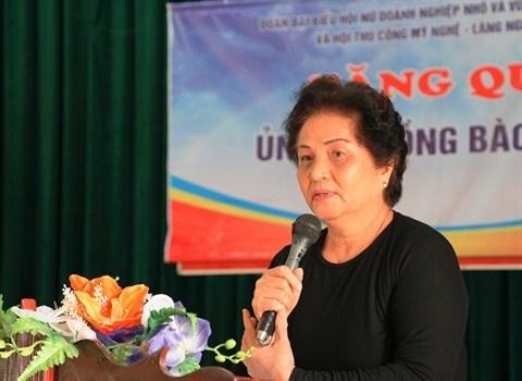 Renforcer le role des femmes dans le monde des affaires hinh anh 1