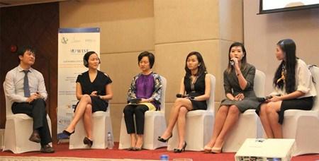 Creation d'un reseau de start-up et d'entrepreneuriat pour les femmes hinh anh 1