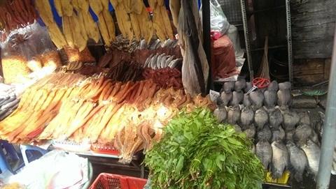 Une gastronomie haute en couleurs a Ho Chi Minh-Ville hinh anh 1