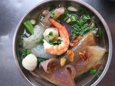 Une gastronomie haute en couleurs a Ho Chi Minh-Ville hinh anh 2