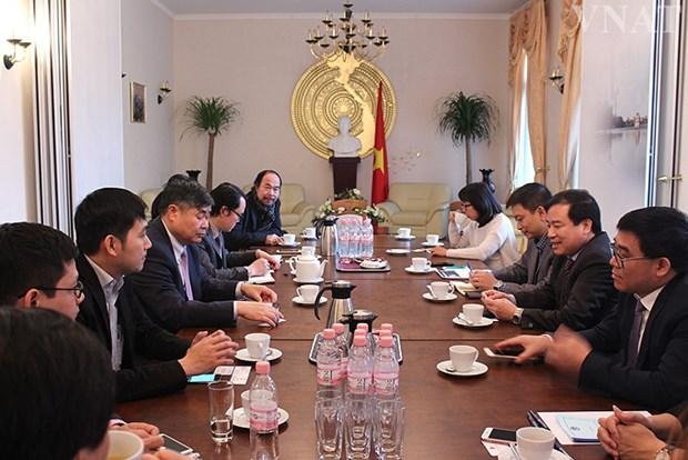 Vietnam-Allemagne : renforcement de la cooperation dans le tourisme hinh anh 1