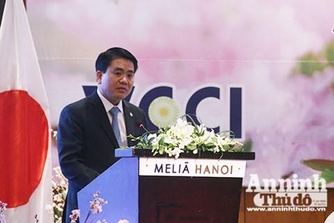 Colloque sur la promotion de l'investissement et du tourisme entre Hanoi et le Japon hinh anh 1
