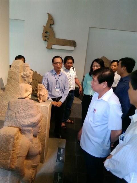 Des pistes pour redonner de l'allant aux musees de Ho Chi Minh-Ville hinh anh 1