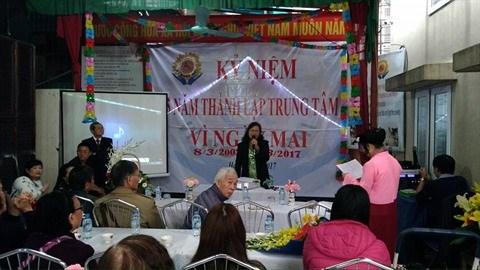 Le Centre pour jeunes handicapes Vi Ngay Mai fete ses 15 printemps hinh anh 1