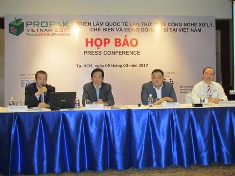 Rendez-vous le 21 mars pour l'expo ProPak Vietnam 2017 hinh anh 1