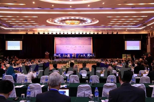 La 10e session du Forum regional sur les transports ecologiquement viables en Asie hinh anh 1