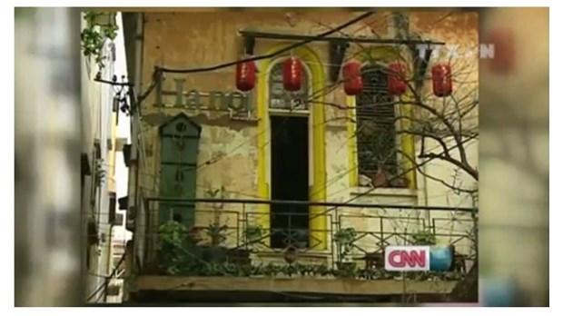 De belles images sur Hanoi presentes sur la chaine CNN hinh anh 1