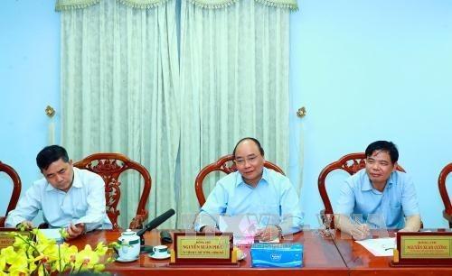 Le PM exhorte An Giang a elever la valeur ajoutee des produits agricoles hinh anh 1