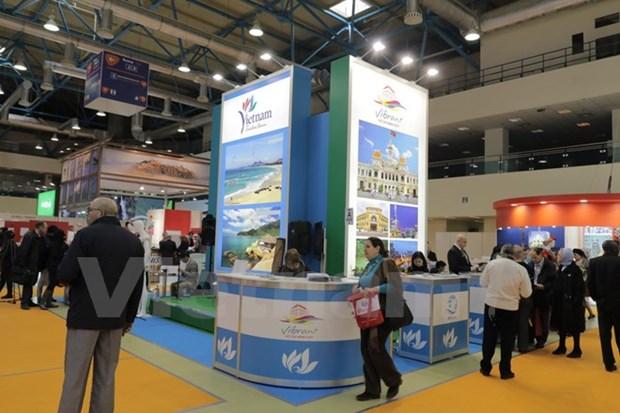 Le Vietnam present a la 24eme edition du salon touristique international de Moscou hinh anh 1