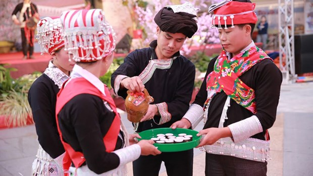 Bientot la premiere journee nationale de la culture de l'ethnie Dao hinh anh 1