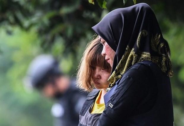 Meurtre de Kim Chol : aide juridictionnnelle pour la suspecte vietnamienne en Malaisie hinh anh 1