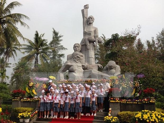 En memoire des victimes du massacre de My Lai hinh anh 1