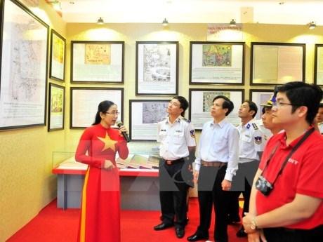 Exposition ''Hoang Sa, Truong Sa du Vietnam'' a Phu Quoc hinh anh 1