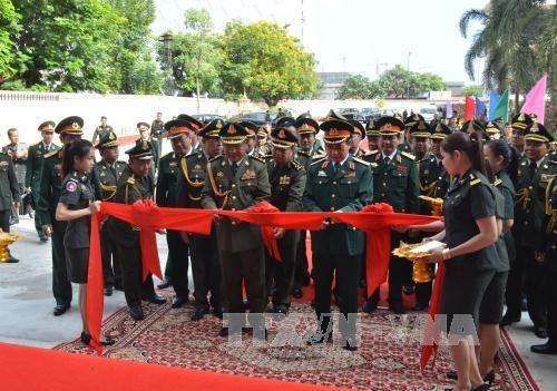 Vietnam et Cambodge renforcent leurs relations dans la defense hinh anh 1