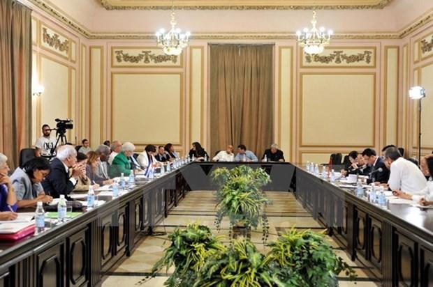 Vietnam et Cuba echangent des experiences legislatives hinh anh 1