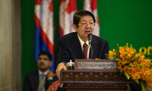 Message de condoleances au Cambodge hinh anh 1