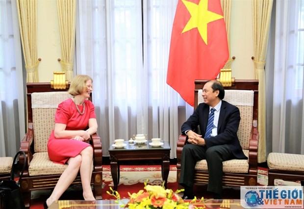Le Vietnam souhaite promouvoir les relations ASEAN-Nouvelle-Zelande hinh anh 1