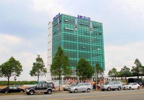 La Chambre de Commerce et d'Industrie de la R. de Coree ouvre une antenne a Binh Duong hinh anh 1