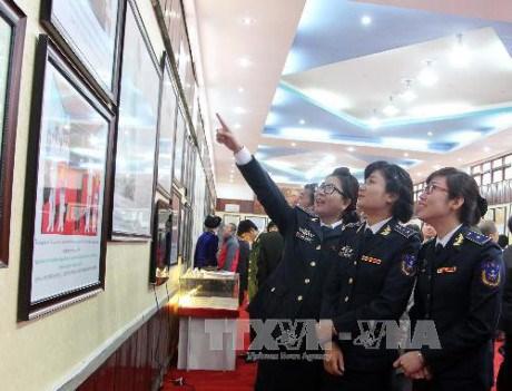 Exposition sur Hoang Sa et Truong Sa a Kon Tum hinh anh 1