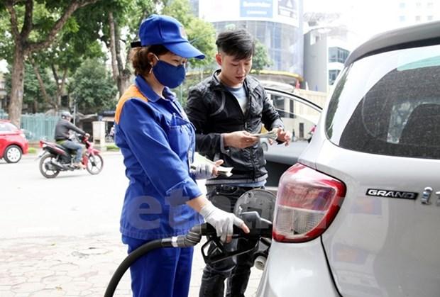 Les prix des carburants sont en baisse hinh anh 1