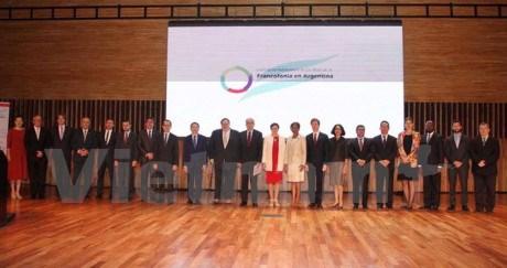 Le Vietnam a la Journee internationale de la Francophonie en Argentine hinh anh 1