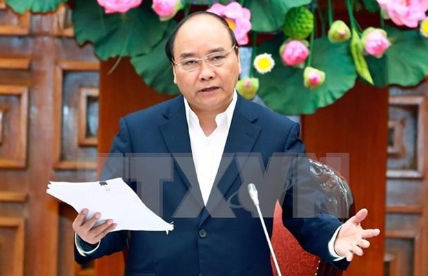 Le PM assume la presidence du Conseil national d'education pour 2016-2021 hinh anh 1