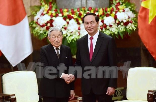 Le Japon finance 18 projets au Vietnam hinh anh 1