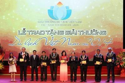 Prix du tourisme du Vietnam 2017 hinh anh 1