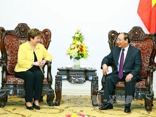 Le Vietnam estime le role de la BM dans son developpement socio-economique hinh anh 1