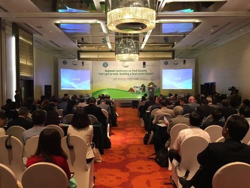 APEC 2017 : 49 contrats signes lors de la conference de la securite alimentaire hinh anh 1