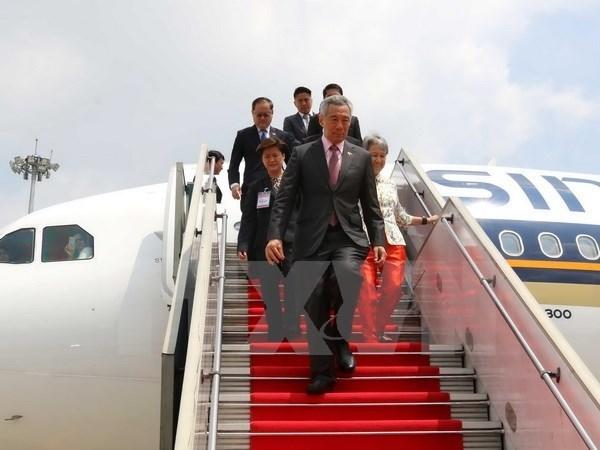 Promouvoir la cooperation entre Da Nang et Singapour hinh anh 1