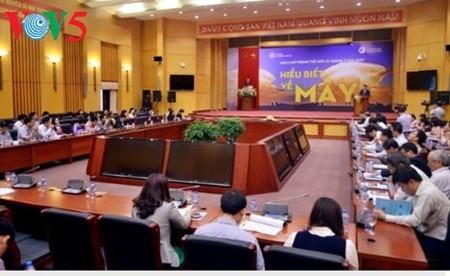 La journee internationale de la meteorologie celebree au Vietnam hinh anh 1