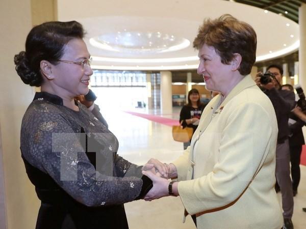 La BM prete a soutenir le Vietnam dans ses objectifs de developpement hinh anh 1
