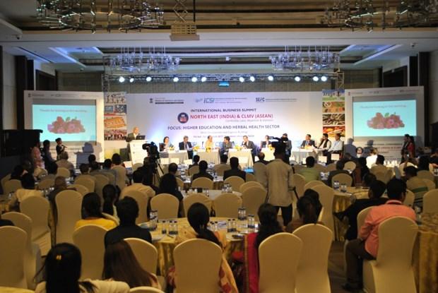 La region Nord-Est de l'Inde veut renforcer sa cooperation avec les pays CLMV hinh anh 1