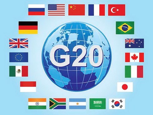 Le Vietnam participe a une reunion de haut niveau du G20 en Allemagne hinh anh 1