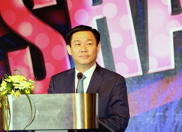 Les relations Vietnam-Etats-Unis soulignees lors du Gala Amcham 2017 hinh anh 1