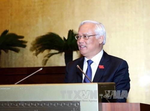 Le vice-president de l'AN Uong Chu Luu plaide pour la preservation du culte des rois Hung hinh anh 1
