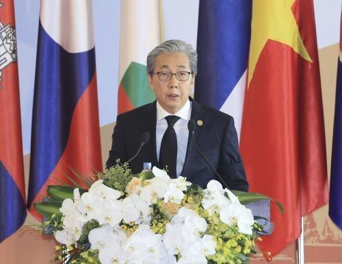 La Thailande fait appel a la cooperation des pays CLMVT hinh anh 1