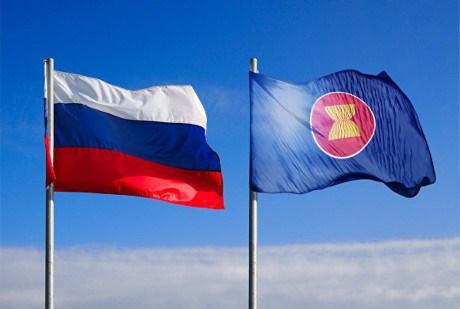 La 14e reunion des hauts officiels ASEAN-Russie au Laos hinh anh 1