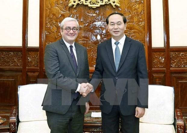 Le Vietnam est pret a creer de meilleures conditions pour les activites de l'AFP hinh anh 1