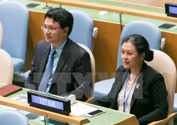 Arsenal nucleaire: le Vietnam appelle les pays a respecter leurs engagements de desarmement hinh anh 1