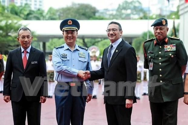 La Malaisie et la Chine proposent la creation d'un comite militaire de haut niveau hinh anh 1