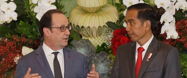 Indonesie et France s'engagent a renforcer leur cooperation hinh anh 1